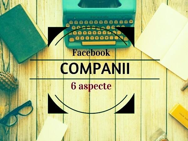 facebook-companii