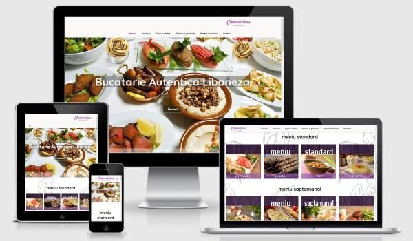 web design gipmedia clementine
